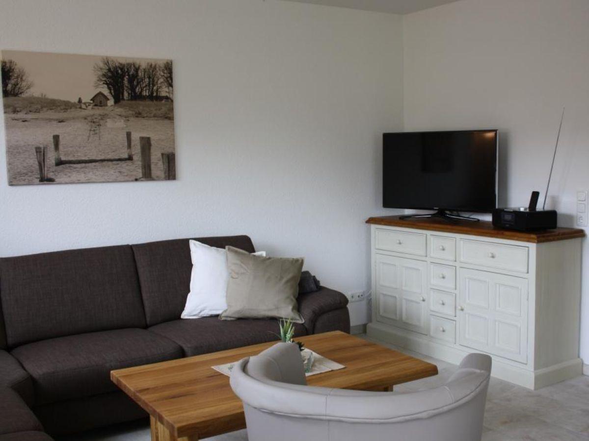 Fernseher in Couchecke Haus Schifferkaten Zingst
